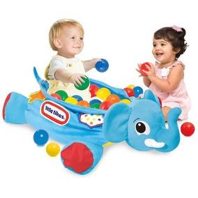 c5f9e48d0cd56 Gimnasio P bebe Con Pelotas Little Tikes Elefante Envio Grat