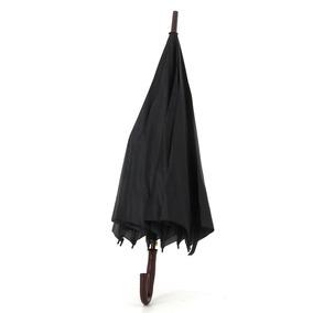 Paraguas Unisex Negro Macri