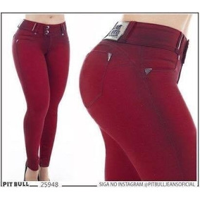 Calça Jeans Feminina Pitbull Original 25948