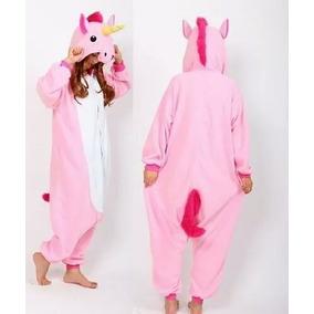 Pijamas Unicornio Rosa Talles Del S Al L