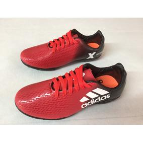 Chuteira adidas Society X16.3fg Infantil Caneleira Brinde 152fa6a6c351b