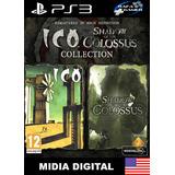 Shadow Colossus + Ico | Ps3 | Psn | Promoção