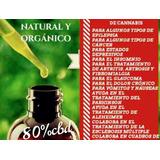 Aceite De Cannabis 80%cbd Concentrado #promo 60ml+15 Regalo