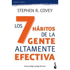 Los 7 Habitos De La Gente Altamente Efectiva (bolsillo)