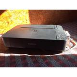 Impresora Multifuncion Canon Mp 230 Con Sistema Continuo.