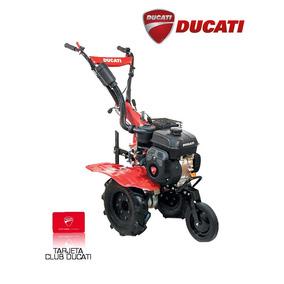 Motocultivador Ducati Dtl7000 212cc 7hp Conservadora Gratis