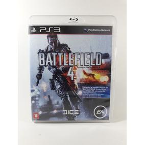 Jogo Battlefield 4 Ps3 Seminovo