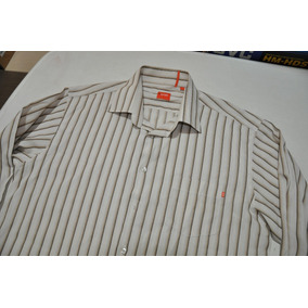 Camisa Social Masculina Hugo Boss 100% Original (g) - Linda! 5a8e735bf47