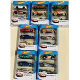 Autitos Hot Wheels Pack De 3 Autos C/u Casa Valente