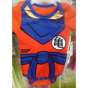 Pañalero Goku Baby