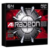 Tarjeta Gráfica Ati Radeon 9000 64 Mb Agp