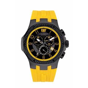 Reloj Cat Navigo Carbon. Hombres. Multifunción. Resistente.