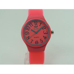 f03c2557d84fc Pulseira Adidas Adp 6090 - Relógios De Pulso no Mercado Livre Brasil