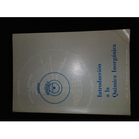 Libro Introduccion A La Quimica Inorganica Dr Gonzalez