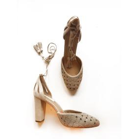Zapato Sandalia Tommy Hilfiger 37/7 Usa Original