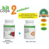 Kitcorps Herbalife Cha Herbal 100g + Nrg 100g