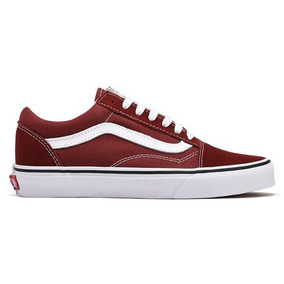vans old skool bordo