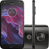 Celular Moto X4 32gb Dual Cam Tela 5.2 12x Sem Juros+brindes