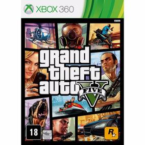 Gta 5 Midia Digital Xbox 360 Online