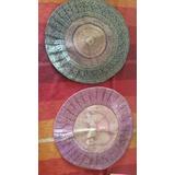 Funda Almohadones Hindu Redondos - Importados India - 50cm