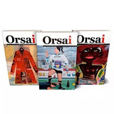Nueva Revista Orsai N1, N2, N3 (edición 2018)