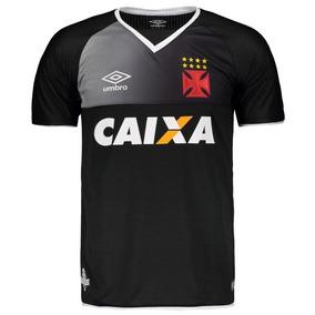 Camisa Umbro Vasco Goleiro 2017 Preta 298a52391f8dd