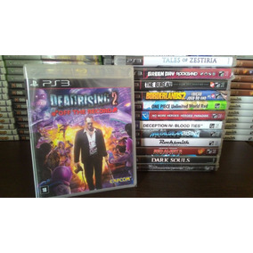 Dead Rising 2 Off The Record Ps3 Mídia Física Jogo Lacrado