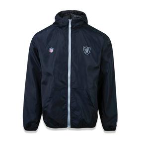 Jaqueta Windbreak Oakland Raiders Nfl New Era