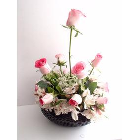 Arreglo floral 30 rosas en mercado libre mxico arreglos florales artesanales para fiesta centros de mesa thecheapjerseys Image collections