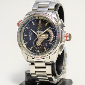 386e4f41b7b Relógio De Pulso Tag Heue Grand Carrera Cal 36 Rs Cronógrafo