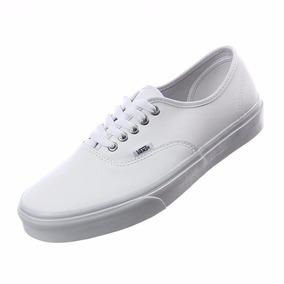Vans blanco