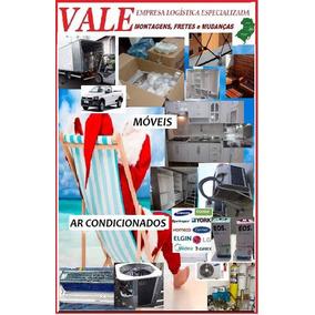 Junior Vale Fretes Montagens Instalações Móveis Ar Condicion