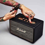 Caja De Sonido Marshall Acton 50w Negro Bluetooth Speaker