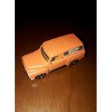 Matchbox Ford F-100 Panel Delivery 1955 Mb733 2007 Mattel