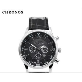 2deaf8f2c9b Chrono Cross Relogios Pulso De Luxo Masculino Hugo Boss - Relógios ...