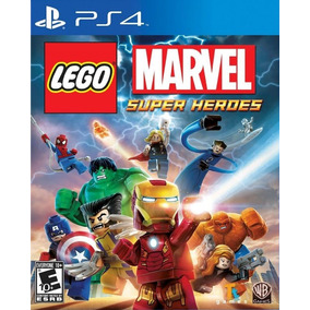 Lego Marvel Super Heroes - Original 1 - Psn