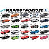 Rápido Y Furioso Modelos 7 Y 9 Al 19 La Nación Quilmes