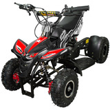Mini Quadriciclo Atv 50cc Gasolina 2t Freio A Disco
