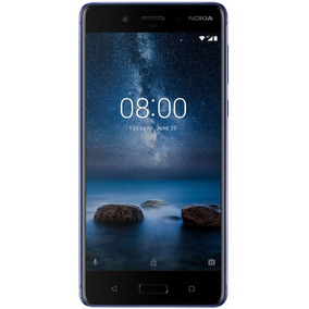 Nokia 8 4gb/64gb Azul Pulido - Tienda Oficial Nokia Uruguay
