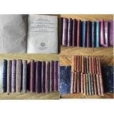 Lote De 23 Libros, Colección Crisol Aguilar, Mb Estado Lw