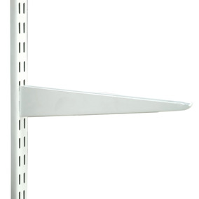 Ménsula Para Rieles De Acero 22cm