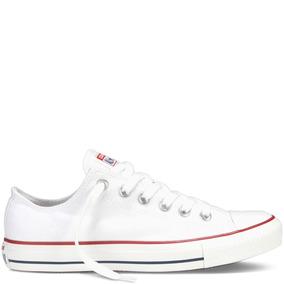 Converse All Star Chuck Taylor Choclo Blanco Tallas Grandes