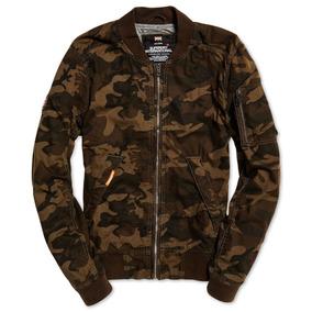 Chamarra Superdry Rookie Duty Bomber Camo Jacket...