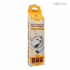 Dreamcast : Cabo Vga Novo Tomee Ótima Resolução