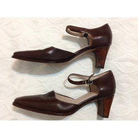 Zapatos Pascualini, Cuero, Para Fiesta