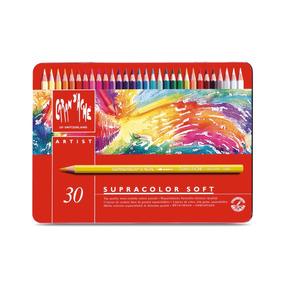 Lapices De Colores Caran D´ache Supracolor Soft 30un 3888330