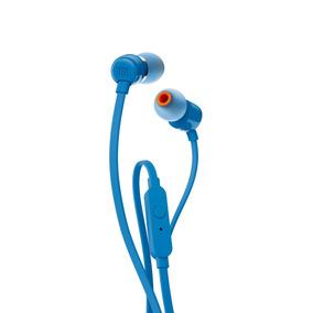 Audífonos In- Ear Jbl T110 Manos Libres Colores