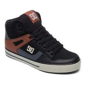 Tenis Calzado Caballero Spartan High Wc M Shoe Bt0 Negro