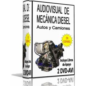 Libro Digital - Audiovisual De Mecánica Diesel - Pdf 2 Dvds