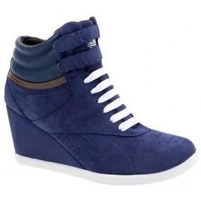 Tenis Con Plataforma Urban Shoes 9909 Tacón ¡envío Gratis! d0aa59f547806